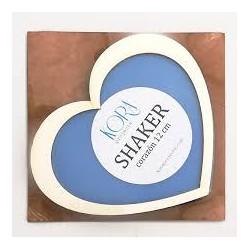 SHAKER Corazón 12 cm KORA