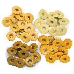 WIDE EYELETS Yellow WRMK