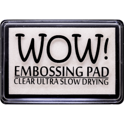 EMBOSSING PAD Clear Ultra...