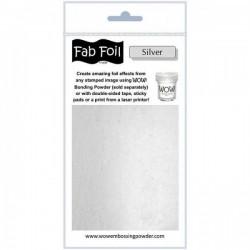 FAB FOIL Silver WOW!