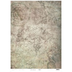 PAPEL CARTONAJE Mapa...