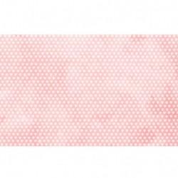 LIENZO Corazones rosa...