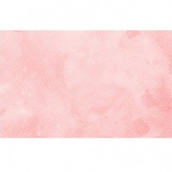 LIENZO Puntos rosa...