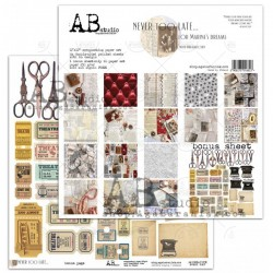 PACK 12x12 Never to late AB...