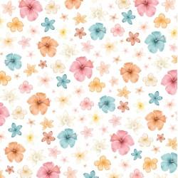 VELLUM Flores ALOHA MINTOPIA