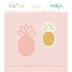 TROQUEL Piña Shaker ALOHA...