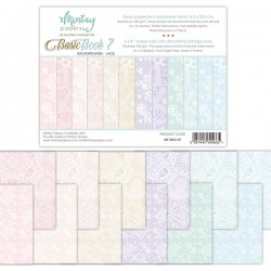 BASIC BOOK Backgrounds lace...